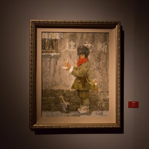 """16 Exhibition view of """"Once and Forever"""" Sun Zixi Art Exhibition  290x290 - Creator of the Group Portraits of the Epoch: """"Once and Forever"""" Sun Zixi Art Exhibition Opened at the National Art Museum of China"""