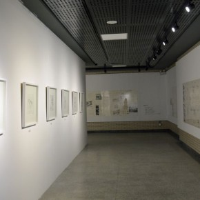 "17 Exhibition view of ""Spatial Cognition and Performance Initial Design 2 Teaching Exhibition"""
