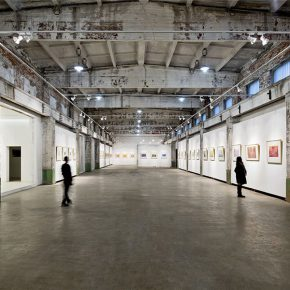 "17 Zi Bo The Great Wall Museum of Fine Art – exhibition hall 290x290 - Architecture as a ""Medium"": the CAFA Young Teacher Han Wenqiang was awarded the ""A+ Award"""
