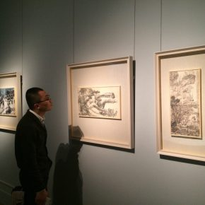 """18 Exhibition View of""""Appearances Formed by Thoughts""""  290x290 - Academic Righteousness during a Leisurely Tour: Yao Mingjing's """"Appearances Formed by Thoughts"""" Exhibiting at the National Art Museum of China"""