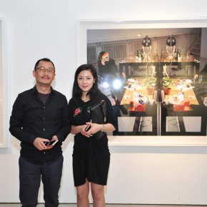 """18 Exhibition View of""""Scenery Shot – Unrelated to Photography"""" 290x290 - The group exhibition of """"Scenery Shot – Unrelated to Photography"""" was unveiled in New Gallery of Art"""