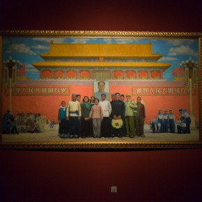 """18 Exhibition view of """"Once and Forever"""" Sun Zixi Art Exhibition  290x290 - Creator of the Group Portraits of the Epoch: """"Once and Forever"""" Sun Zixi Art Exhibition Opened at the National Art Museum of China"""