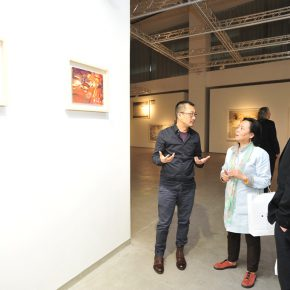 """19 Exhibition View of""""Scenery Shot – Unrelated to Photography"""" 290x290 - The group exhibition of """"Scenery Shot – Unrelated to Photography"""" was unveiled in New Gallery of Art"""