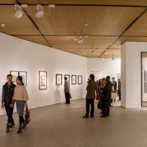 """19 Exhibition view of """"The Adamantine Soul A Zhang Ping Retrospective""""  290x290 - """"The Adamantine Soul – A Zhang Ping Retrospective"""" grandly opened at CAFA Art Museum"""