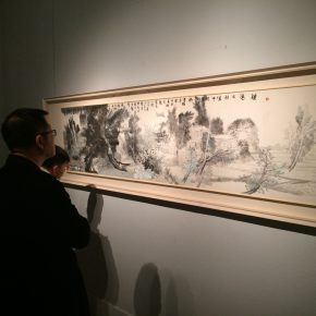 """20 Exhibition View of""""Appearances Formed by Thoughts""""  290x290 - Academic Righteousness during a Leisurely Tour: Yao Mingjing's """"Appearances Formed by Thoughts"""" Exhibiting at the National Art Museum of China"""