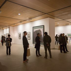 """21 Exhibition view of """"The Adamantine Soul A Zhang Ping Retrospective""""  290x290 - """"The Adamantine Soul – A Zhang Ping Retrospective"""" grandly opened at CAFA Art Museum"""