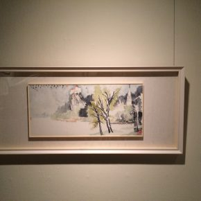 """24 Exhibition View of""""Appearances Formed by Thoughts""""  290x290 - Academic Righteousness during a Leisurely Tour: Yao Mingjing's """"Appearances Formed by Thoughts"""" Exhibiting at the National Art Museum of China"""