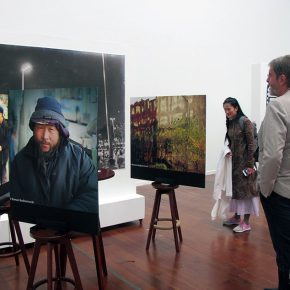 "24 Exhibition view of ""City Biography"" image installation exhibition 290x290 - Yan Huang Art Museum 2016 Spring Art Festival Unveiled Four Thematic Events"