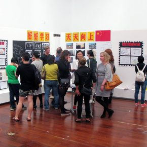 "25 Exhibition view of ""City Biography"" image installation exhibition 290x290 - Yan Huang Art Museum 2016 Spring Art Festival Unveiled Four Thematic Events"