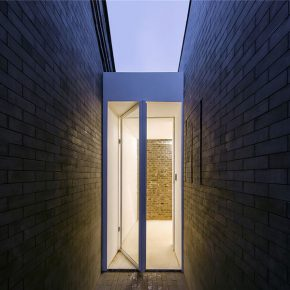 "26 Beijing Tea House in Hutong  290x290 - Architecture as a ""Medium"": the CAFA Young Teacher Han Wenqiang was awarded the ""A+ Award"""