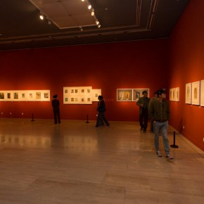 """26 Exhibition view of """"Once and Forever"""" Sun Zixi Art Exhibition  290x290 - Creator of the Group Portraits of the Epoch: """"Once and Forever"""" Sun Zixi Art Exhibition Opened at the National Art Museum of China"""