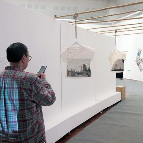 "27 Exhibition view of ""City Biography"" image installation exhibition 290x290 - Yan Huang Art Museum 2016 Spring Art Festival Unveiled Four Thematic Events"