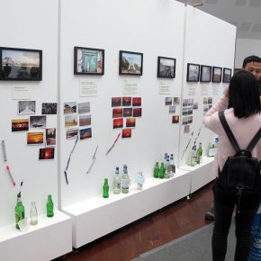 "29 Exhibition view of ""City Biography"" image installation exhibition 290x290 - Yan Huang Art Museum 2016 Spring Art Festival Unveiled Four Thematic Events"