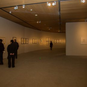29 Exhibition view of the Social Encyclopedia – An Exhibition of Wei Qimei's Cartoons 290x290 - Humorous Form, Sagacious Thinking: Social Encyclopedia – An Exhibition of Wei Qimei's Cartoons Opened at CAFA Art Museum