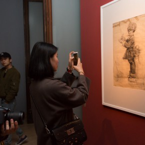 """31 Exhibition view of """"Once and Forever"""" Sun Zixi Art Exhibition  290x290 - Creator of the Group Portraits of the Epoch: """"Once and Forever"""" Sun Zixi Art Exhibition Opened at the National Art Museum of China"""