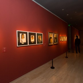 """32 Exhibition view of """"Once and Forever"""" Sun Zixi Art Exhibition  290x290 - Creator of the Group Portraits of the Epoch: """"Once and Forever"""" Sun Zixi Art Exhibition Opened at the National Art Museum of China"""