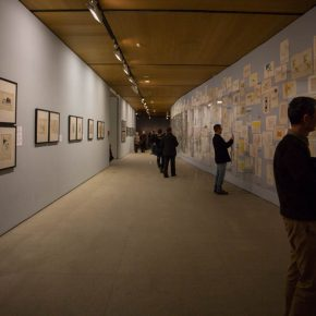 35 Exhibition view of the Social Encyclopedia – An Exhibition of Wei Qimei's Cartoons 290x290 - Humorous Form, Sagacious Thinking: Social Encyclopedia – An Exhibition of Wei Qimei's Cartoons Opened at CAFA Art Museum