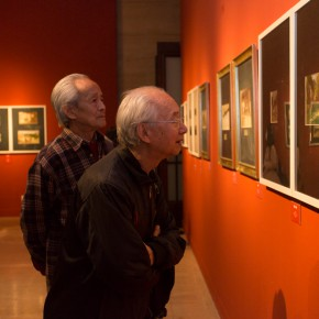"""36 Exhibition view of """"Once and Forever"""" Sun Zixi Art Exhibition  290x290 - Creator of the Group Portraits of the Epoch: """"Once and Forever"""" Sun Zixi Art Exhibition Opened at the National Art Museum of China"""