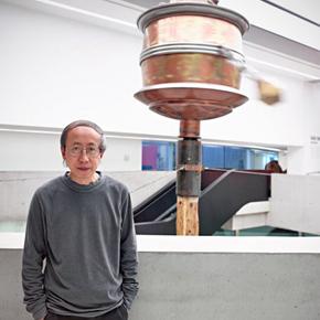 Huang Yongping won the Ludwig Museum's Wolfgang Hahn Prize