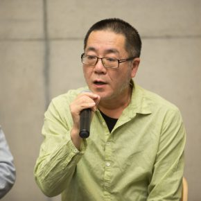 "01 Wang Huangsheng Director of CAFA Art Museum 290x290 - CAFAM announces ""Negotiating Space: I Never Thought You Were Like That"" call for entries"