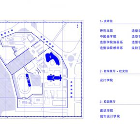 03 Map of the Exhibition Venues