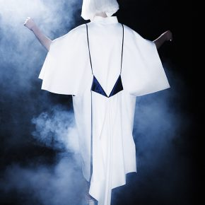 "03 Yu Yimeng's work 290x290 - CAFA Graduation Season | ""Disintegration – CAFA Fashion Show"" opened on May 19"