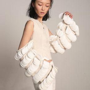 "04 Xu Rui's work 290x290 - CAFA Graduation Season | ""Disintegration – CAFA Fashion Show"" opened on May 19"