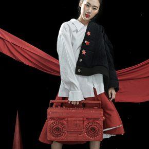 "07 Qu Mingxin's work 290x290 - CAFA Graduation Season | ""Disintegration – CAFA Fashion Show"" opened on May 19"