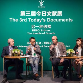 """07 View of the panel discussion 290x290 - Chaos, Diversity and Globalization: The Third Today's Documents """"BRIC-á-brac: The Jumble of Growth"""" will debut at the end of the year"""