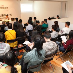 """09 View of the press conference 290x290 - 2016 """"Wang Shikuo Award"""" Nominated Exhibition Announced at Today Art Museum: Focusing on the Young Artist Groups"""