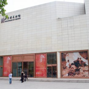 """11 Shijiazhuang Art Museum 290x290 - """"The Temperature of History"""" Opened in Shijiazhuang Which Reorganized the Deep History of CAFA with Hebei Province"""