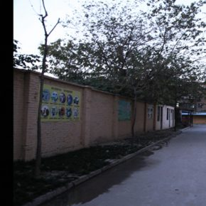 13 Buildings and Streets of the living area of the Western Suburb of Jinan 290x290 - CAFA Graduation Season 丨Case Observation of Mural: Xing Yanchao – Walking Between the Reality and Ideal