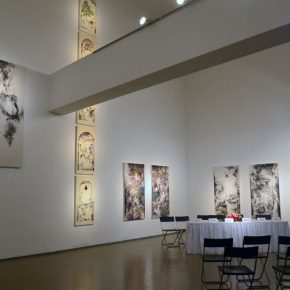 "18 Exhibition view of ""Perception with Newfangled Zhang Wei's Works Exhibition"""