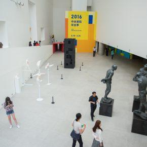 19 Exhibition View of the Graduation Exhibition for the CAFA Graduate School