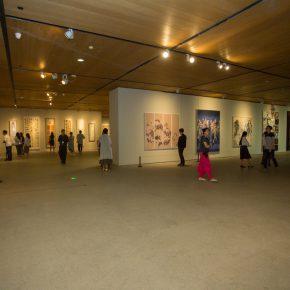 20 Exhibition View of the Graduation Exhibition for the CAFA Graduate School