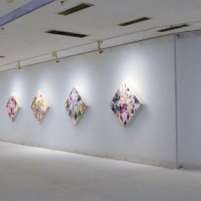 "21 Exhibition view of ""Perception with Newfangled Zhang Wei's Works Exhibition"""