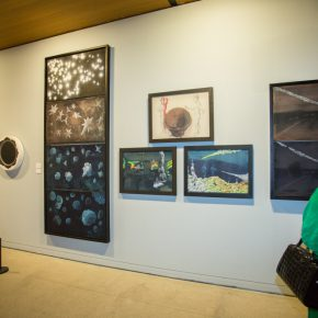 22 Exhibition View of the Graduation Exhibition for the CAFA Graduate School
