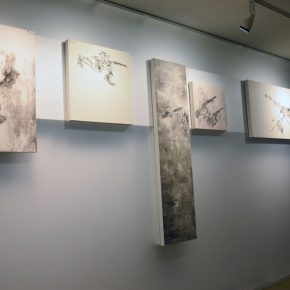 "22 Exhibition view of ""Perception with Newfangled Zhang Wei's Works Exhibition"""