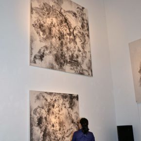 "23 Exhibition view of ""Perception with Newfangled Zhang Wei's Works Exhibition"""