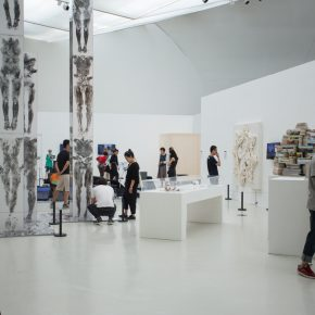 24 Exhibition View of the Graduation Exhibition for the CAFA Graduate School