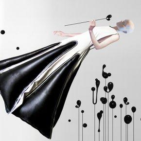 "24 Zhao Weiwei's work 290x290 - CAFA Graduation Season | ""Disintegration – CAFA Fashion Show"" opened on May 19"