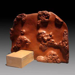 37 Lv Pinchang Corrosion No.9 pottery 1988 290x290 - Lv Pinchang