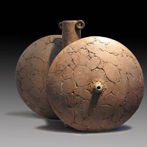 39 Lv Pinchang Human Shape No.12 pottery 1988 290x290 - Lv Pinchang