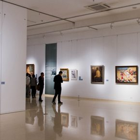 """42 Exhibition view of """"The Temperature of History"""" in Shijiazhuang 290x290 - """"The Temperature of History"""" Opened in Shijiazhuang Which Reorganized the Deep History of CAFA with Hebei Province"""