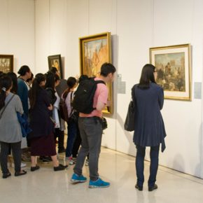 """44 Exhibition view of """"The Temperature of History"""" in Shijiazhuang 290x290 - """"The Temperature of History"""" Opened in Shijiazhuang Which Reorganized the Deep History of CAFA with Hebei Province"""