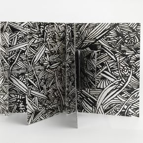 47 Luo Cheng Ant 290x290 - Free Expression Beyond the Rule: Works by Studio 5, Printmaking Department at CAFA debuted at the Chinese Printmaking Art Festival