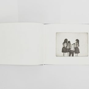 50 Ji Yucheng Four Girls 290x290 - Free Expression Beyond the Rule: Works by Studio 5, Printmaking Department at CAFA debuted at the Chinese Printmaking Art Festival