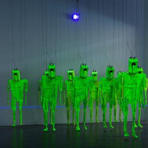 """Shanghai Minsheng Art Museum presents Zhou Xiaohu's solo exhibition """"Chimera"""""""
