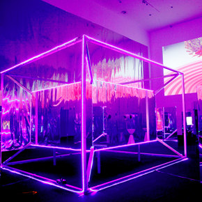 """We Are All Cyborgs: """"Waiting for You – Infinite Time and Space: Tian Xiaolei's Solo Exhibition"""" opened at Today Art Museum"""