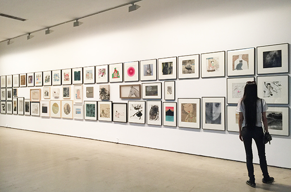 00 featured image of Annual Review Exhibition of China Contemporary Ink Painting (2015-2016)